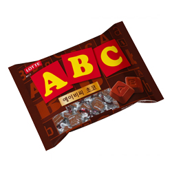 CU) ABC밀크초콜릿