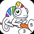 Pixel Art - 컬러링북, 숫자로 색칠하기