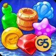 Pirates & Pearls™: 보물 맞추기 퍼즐