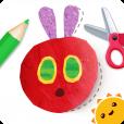 배고픈 애벌레 – 창의력 놀이