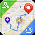 무료 GPS -지도, 탐색, 도구 및 탐색