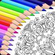 어른들을 위한 컬러링북 Colorfy - 무료