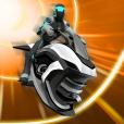 Gravity Rider: 오토바이 레이싱 게임 - 오프로드 바이크 - 드라이빙 시뮬레이터