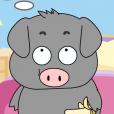 跟可爱小猪学英语和知识