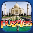 Seven Wonders Of The World Puzzle Premium