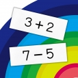 Math Practice Cards for Kids