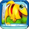 물고기 탱크 자유 - 바다의 물 무료 어린이 낚시 게임에서 구조