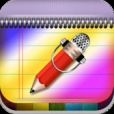 Private Notes - Attach Images , Record Audio Lite