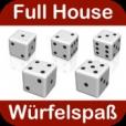 Full House Würfelspiel