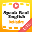 SPEAK REAL ENGLISH Lite - BeNative!