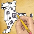 How To Draw : Animal Jam Edition