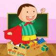액티브! 어린이를위한 그림자 게임은 학습과 학교에서 아이들과 함께 재생